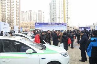 北京市启动电动汽车进社区 推动普及进程