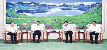 ...政协原副主席、中国企业联合会会长王忠禹.-让企业成为吉林高质量...