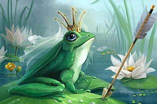 青蛙王子的故事