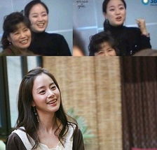韩国美女明星们和她们亲姐姐的私家照