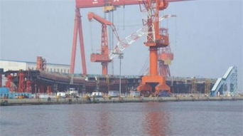 简氏称中国第三艘航母将装弹射器 正在兴城机场测试