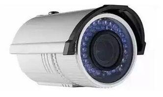 这类摄像头是普通的监控摄像头,一般用于公安天网系统,用在各个路...