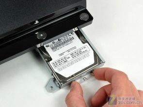 ...U 超薄PS3拆机全过程演示