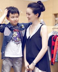 丈夫王志才,圈中颇具声名的地产... 20出头就经老师介绍与现在的老公...