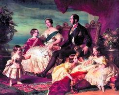 英媒曝惊天秘闻 维多利亚女王曾为男仆产女