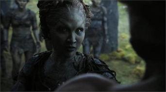 冰与火之歌 权力的游戏第六季05第五集 异鬼杀死三眼乌鸦雪诺珊莎寻...