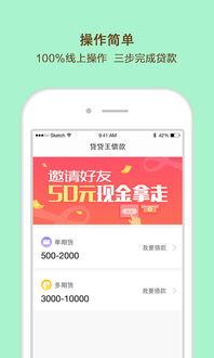 贷贷王借款app下载 手机快速借钱app下载 v2.0.4 友情安卓软件站