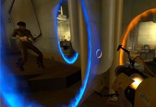 游戏解码丨传送门故事VR评测 参与光圈科学研究组织的虚拟现实
