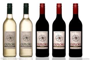 葡萄酒酒瓶图片
