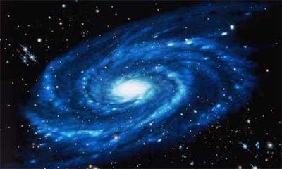 十大太空发现之最 最大的星系