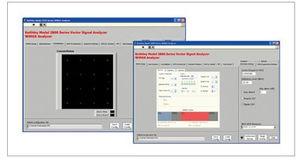 802.16e OFDM A 柔性测试的 WiMAX 测试方案