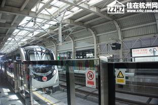 变化之一:地铁通车 交通枢纽