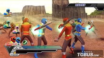 超级战队大战 穿越者 游戏下载试玩