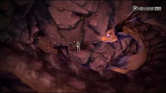 斗破苍穹 画风大逆转 岩蛇变魔龙萧炎照打不误