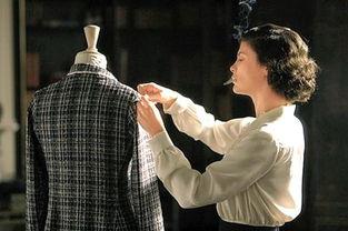 电影《时尚先锋香奈儿》剧照-时尚圈最具代表性的时装电影