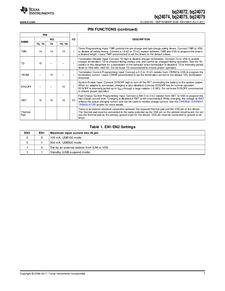 ...ents厂商 BQ24074 pdf预览第 7 页, datasheet数据手册下载 21ic电...