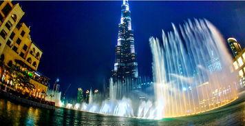 迪拜地标哈利法塔门票 迪拜塔124层148层 两种高度两种时段可选