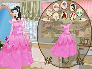 小游戏 美丽公主裙游戏下载,规则,高分攻略介绍 2345小游戏