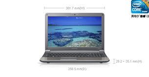 ...性能影音笔记本电脑 RC510 S02 主流全能 R系列 笔记本电脑
