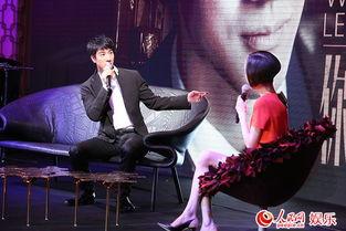 青年钢琴演奏家张佳佳,为力宏现场献上中国传统民乐版《你的爱