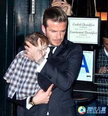 她有一个世界上最高帅富的球星爸爸,她有一个全英国最著名的时尚...