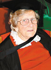 本报综合报道 据澳大利亚媒体2日报道,澳大利亚一位现年94岁的老太...