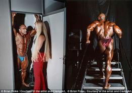 ...不色情 猛男猛女健美运动员魔鬼筋肉人抓拍