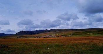 红军过草地爬雪山,你可知道那草地现在是什么样的吗
