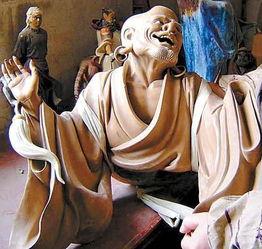 欢喜罗汉-揭秘十八罗汉传奇身世