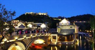 镇天珑-7天24小时全时全年龄优选度假胜地   游客们不仅可以游览始于明朝的...
