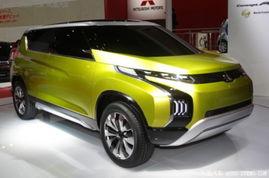 大众全新SUV概念车车展曝光 双龙XLV亮相