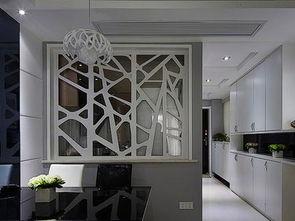 成品玻璃隔断和墙的缝怎么处理