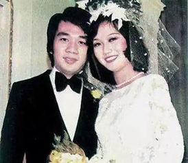 31岁,她和现任丈夫黄锦燊结婚,才真正找到了稳定的感情,也迎来了...