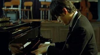 不能说的秘密钢琴