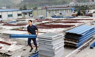 汶川映秀镇全面封闭施工 4000居民暂住成都