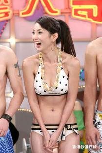 ...露成风太火暴 台湾综艺节目爱打情色牌