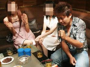 张振宇酒吧寻欢美女作陪 豪饮数杯色心起