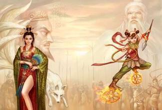 哪位妖仙实力强悍,与女娲 三宵并称封神五大娘娘