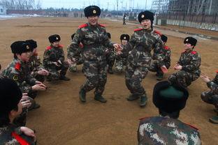 ...月的摸爬滚打和艰苦训练,让她们完成了由独生子女到合格女军人的...
