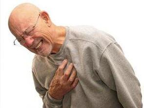 ...爹冒雪去看病 胸痛心梗好吓人