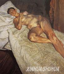 ...弗洛伊德钟爱画人体 有影响的传奇人物图