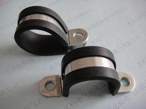 上海U型马蹄夹,欧姆卡子规格,马鞍型金属固定夹厂商 -生产厂家 批...