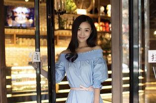张维娜青春甜美写真 俏皮感十足
