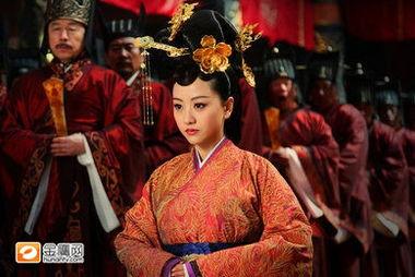 最惊艳古装女神前40名 刘亦菲林心如佟丽娅胡静杨幂