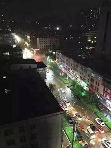 汝阳天气预报15天-揪心 安阳 沦陷 辉县告急 今天全河南都在下暴雨 转...