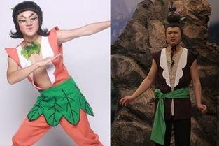 葫芦娃将拍真人电视剧 王祖蓝被建议一人演七角