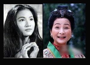 姐也要mjieyaoai-郑佩佩年轻时候,能看出周星驰电影《唐伯虎点秋香》中