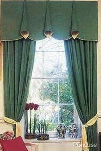 新古典风格窗帘装修效果图