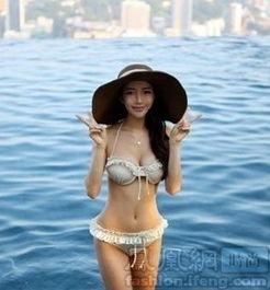 韩28岁美女教师自拍照网络走红 比基尼性感火辣