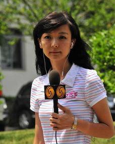 凤凰卫视记者胡玲简历